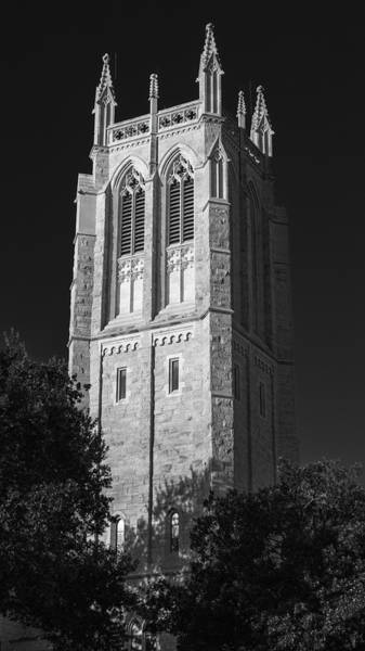 Wall Art - Photograph - Church Of Heavenly Rest Bell Tower by Stephen Stookey