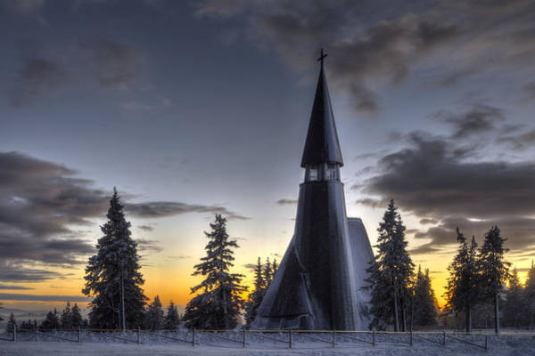 Photograph - Church Of Jesus Christ Rogla by Ivan Slosar