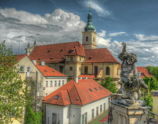 Photograph - Church Of Our Lady Victorious by Michael Kirk
