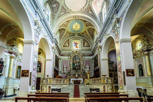 Photograph - Church Of S. Maria Maggiore by Randy Scherkenbach