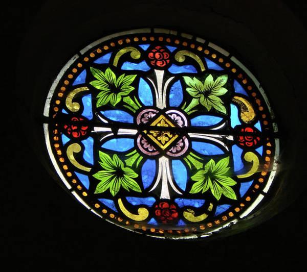 Glass Art -  Church Of Saint-nicolas by Photographer Vassil