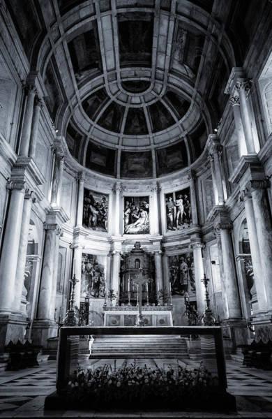 Photograph - Church Of Santa Maria De Belem Portugal by Joan Carroll