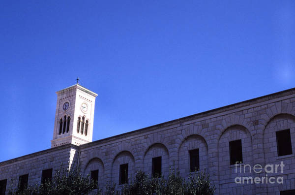 Wall Art - Photograph - Church Of St Joseph Nazareth Israel by Thomas R Fletcher