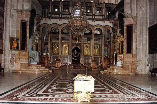 Photograph - Church Of The Holy Sepulchre by Mae Wertz