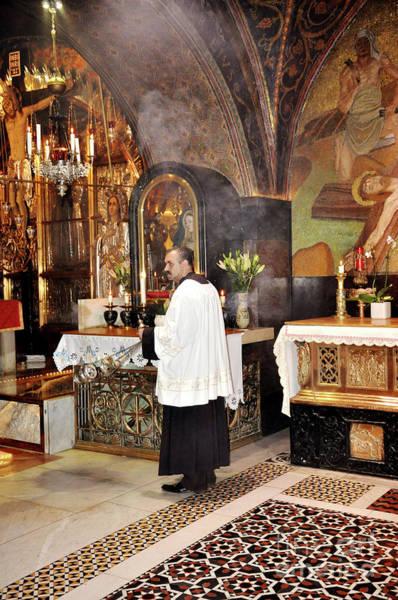 Church Of The Holy Sepulcher Photograph - Church Of The Holy Sepulchre  by Tomi Junger
