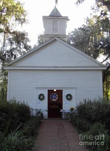Photograph - Church Of The Mediator Episcopal Church by D Hackett