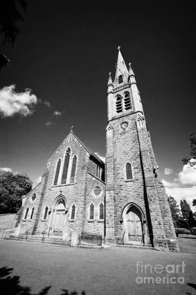 Sacred Heart Photograph - church of the sacred heart roman catholic church Clones county monaghan republic of ireland by Joe Fox