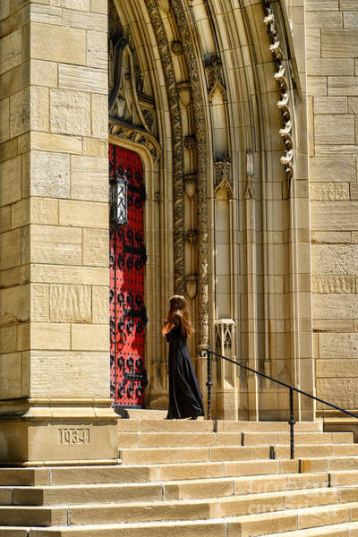Photograph - Church On Time Heinz Chapel by Thomas R Fletcher
