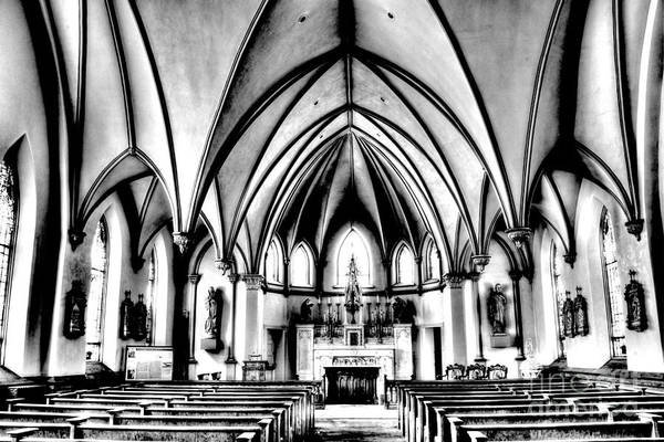 Photograph - Church by Paul W Faust - Impressions of Light