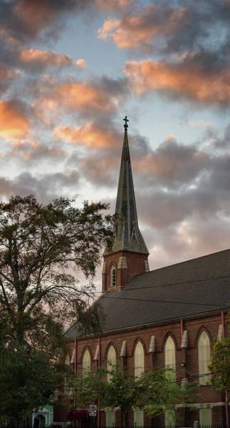 Photograph - Church Steeple by Darylann Leonard Photography