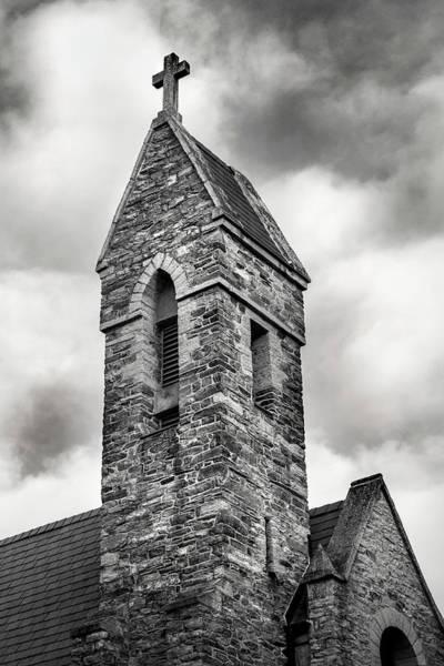 Photograph - Church Steeple by Don Johnson