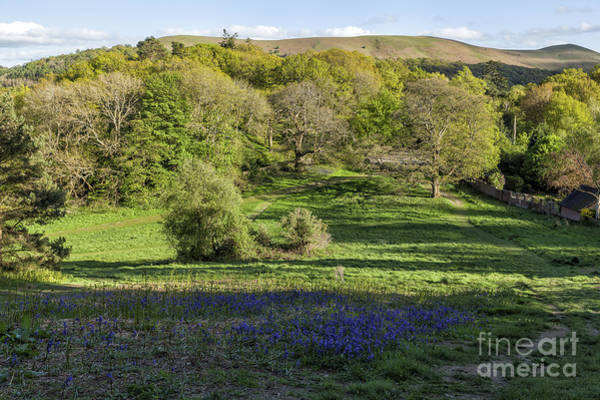 Church Stretton Wall Art - Photograph - Church Stretton Landscape by Philip Pound