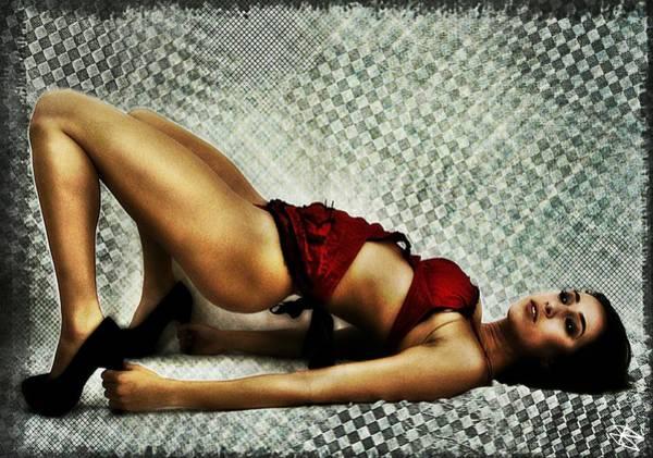 Digital Art - Ciena 3 by Mark Baranowski