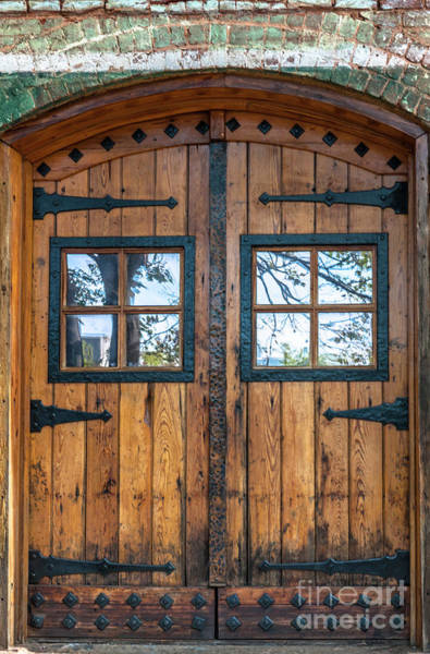 Photograph - Cigar Doors by Dale Powell
