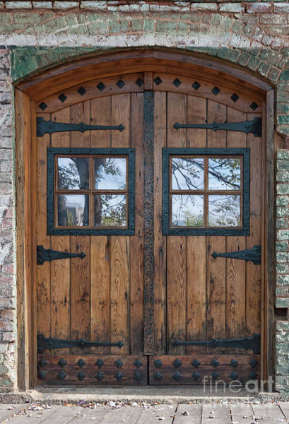 Photograph - Cigar Warehouse Doors by Dale Powell