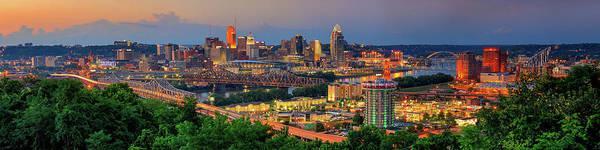 Photograph - Cincinnati  by Emmanuel Panagiotakis