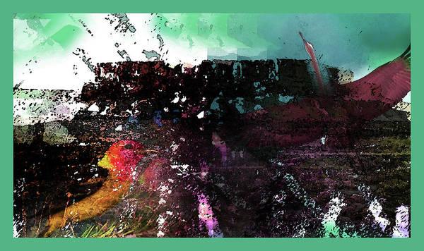 Mixed Media - Cinco Anhos Despues  by Paul Sutcliffe