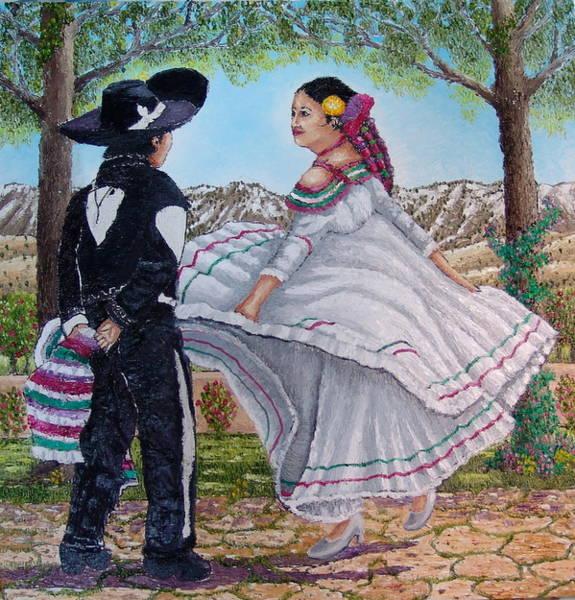 Painting - Cinco De Mayo by Santiago Chavez