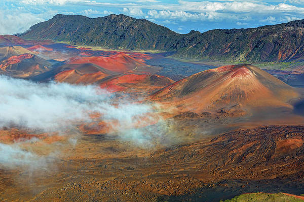 Wall Art - Photograph - Cinder Cones Of Maui by Kelley King