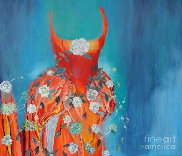 Painting - Cinderella by Dagmar Helbig