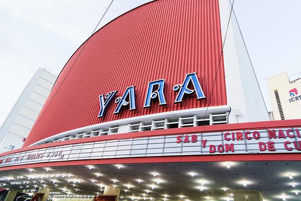 Photograph - Cine Yara by Sharon Popek