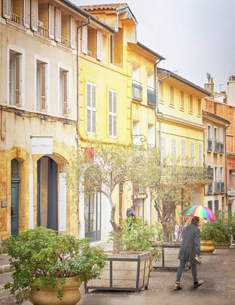 Photograph - Cinq Maisons by Jessica Levant