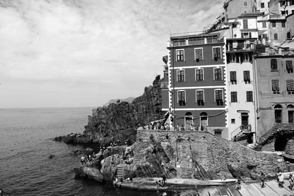 Photograph - Cinque Terre 1b by Andrew Fare