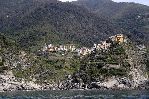 Photograph - Cinque Terre 5 by Andrew Fare