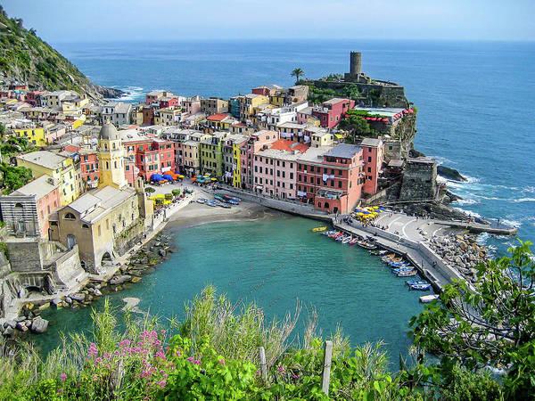 Photograph - Cinque Terre by Gabriel Israel