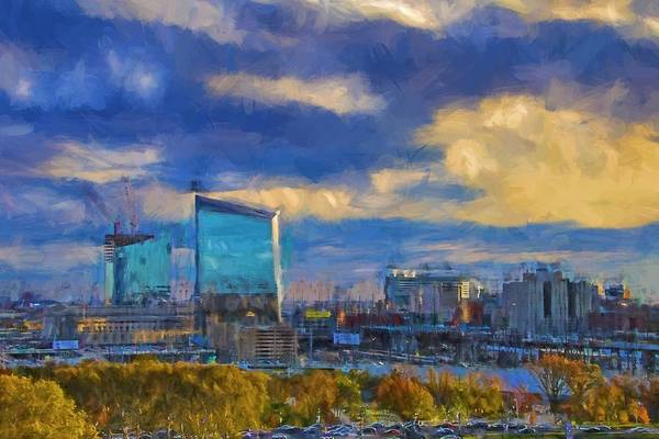 Photograph - Cira Clouds by Alice Gipson
