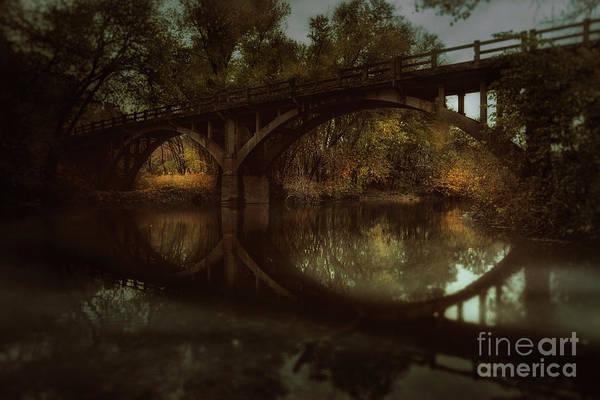 Photograph - Circle Bridge by Tim Wemple