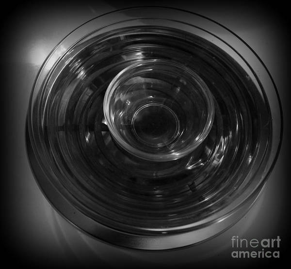 Photograph - Circular Not In Motion by Marie Neder