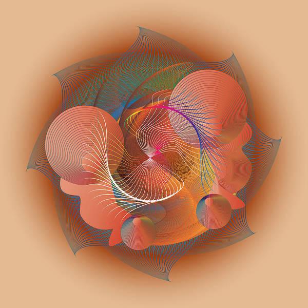 Digital Art - Circularium No. 2728 by Alan Bennington