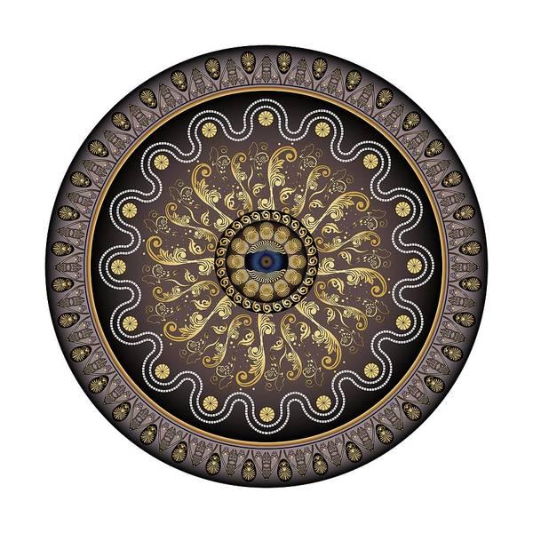 Digital Art - Circularium No. 2729 by Alan Bennington