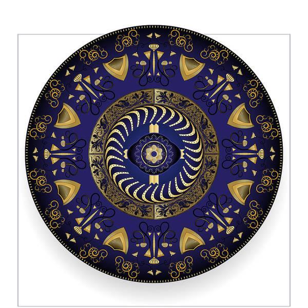 Digital Art - Circularium No. 2740 by Alan Bennington