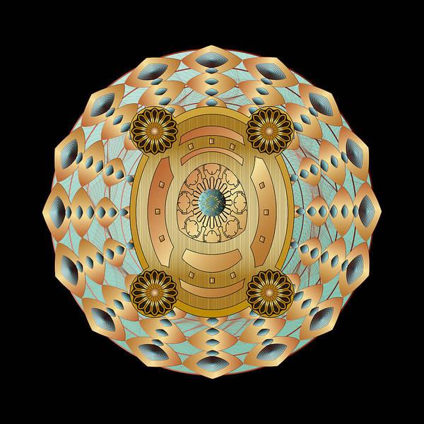Digital Art - Circulosity No 3413 by Alan Bennington