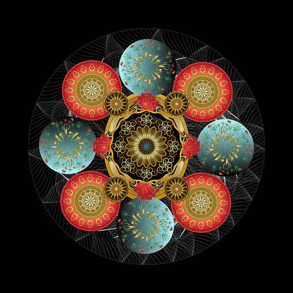 Digital Art - Circulosity No 3414 by Alan Bennington