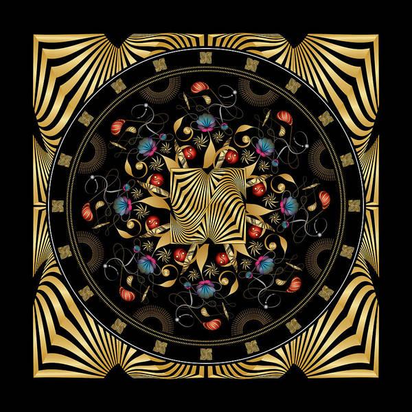 Digital Art - Circulosity No 3426 by Alan Bennington