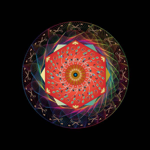 Digital Art - Circulosity No 3436 by Alan Bennington