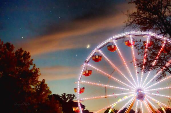 Photograph - Circus Dusk by Sharon Popek