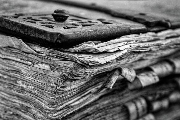 Photograph - Cistercian Monastery Library Book by Stuart Litoff