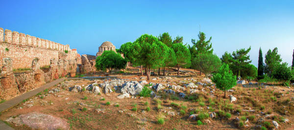 Photograph - Citadel Of Alanya Castle by Sun Travels