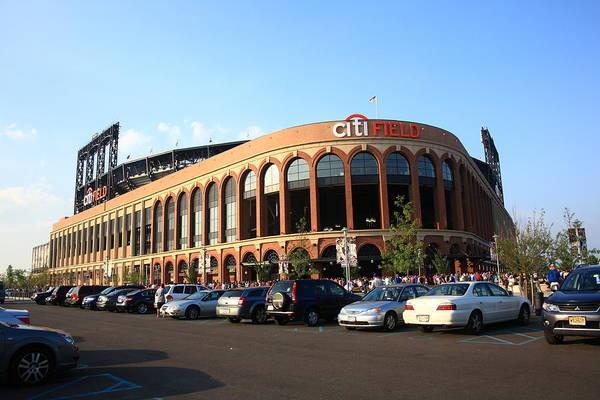 Photograph - Citi Field - New York Mets 2 by Frank Romeo