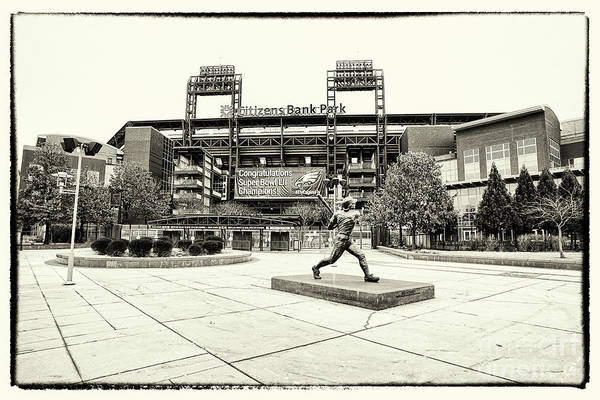 Citizens Bank Park Wall Art - Photograph - Citizens Bank Park 2 by Jack Paolini