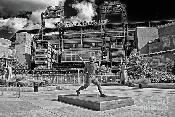 Citizens Bank Park Wall Art - Photograph - Citizens Bank Park by Jack Paolini