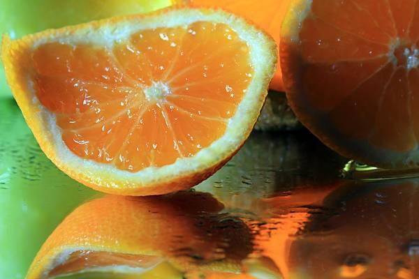 Photograph - Citrus Still Life by Angela Murdock