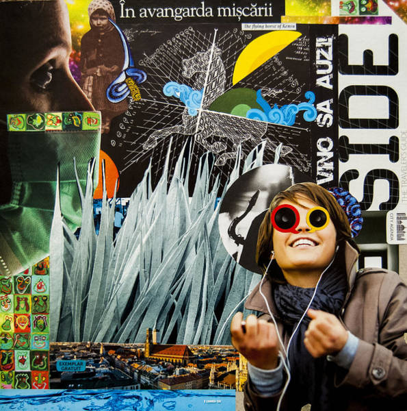 Photograph - City Agenda by Mira C