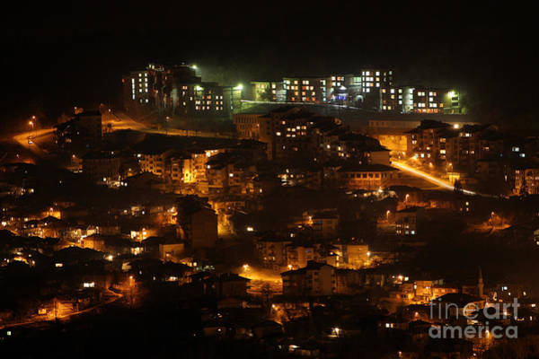 Photograph - City At Night by Dimitar Hristov