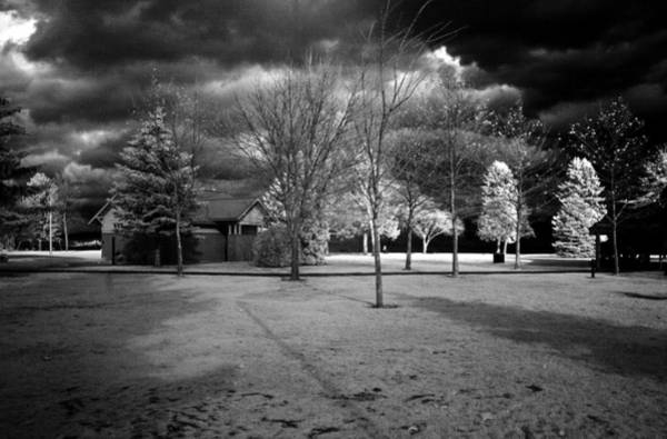Photograph - City Beach In Infrared by Lee Santa