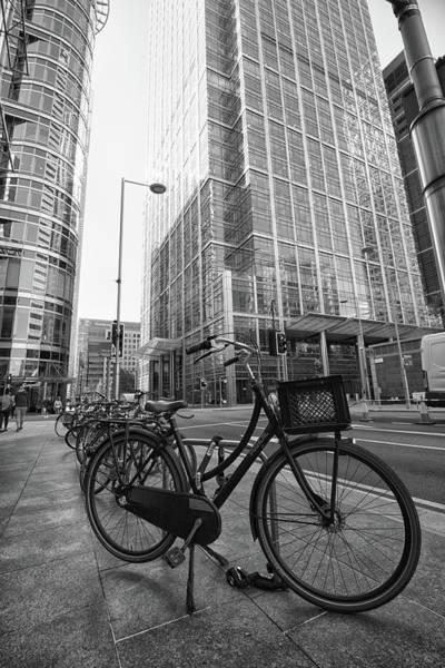 Wall Art - Photograph - City Bike by Martin Newman